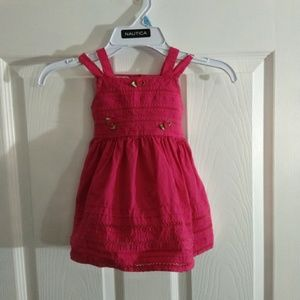 Blueberi boulevard pink Toddler dress size 18 mont